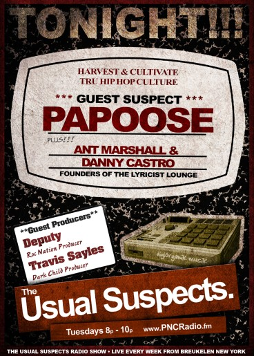 THEUSUALSUSPECTS Flyer 121812